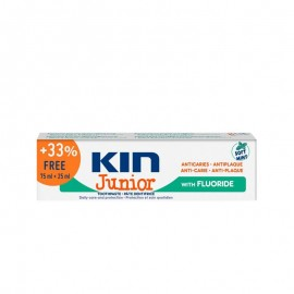 Kin junior pasta dentífrica 75 ml