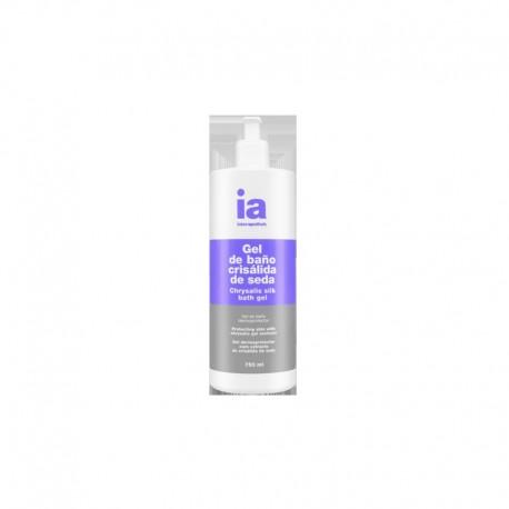 Interapothek ge de baño crisálida de seda 750 ml con dosificador
