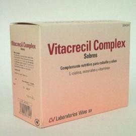 VITACRECIL  COMPLEX 60 CAPSULAS