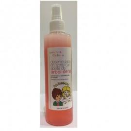 Apotheke spray desenredante con aceite de árbol de te 250ml