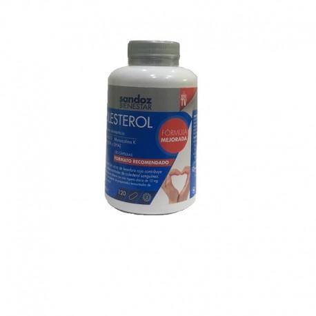 sandoz bienestar Colesterol 120 cápsulas