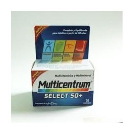 Multicentrum Select 50+, 30...