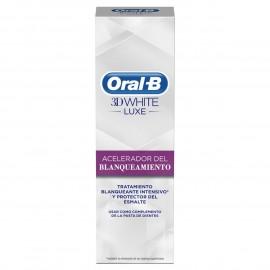 Oral B 3D white pasta acelerador de blanqueamineto 75 ml