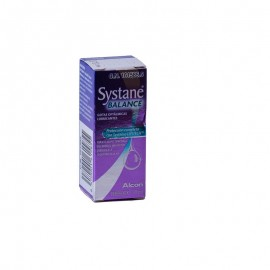 SYSTANE  DROPS  EQUILIBRIUM 10 ML