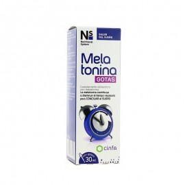 melatonina gotas bebe