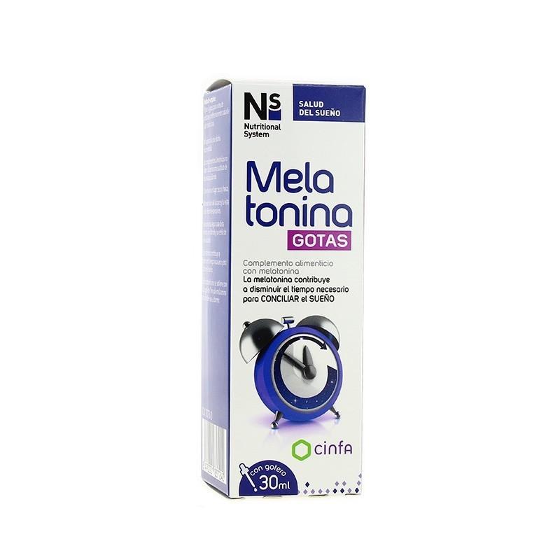 Melatonin drops
