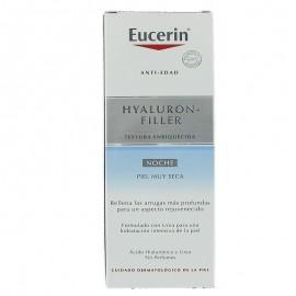 Eucerin Hyaluron Filler noche textura enriquecida, 50 ml