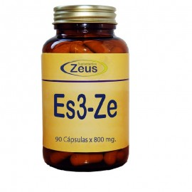 Es3 Ze 90 cápsules Zeus