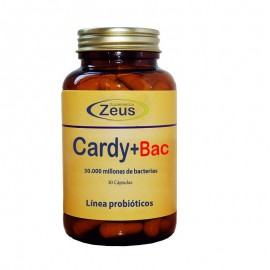 Cardy bac 30 capsulas