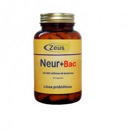 Neuro bac zeus 30 capsulas