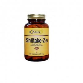 shitake ze zeus 400mg 180 capsulas