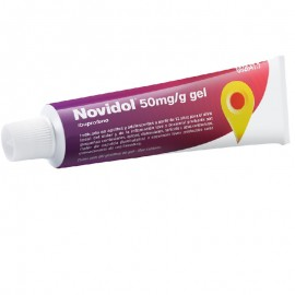 Novidol Gel 60 gr
