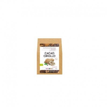 Cacao criollo 200 gr superalimento wise nature