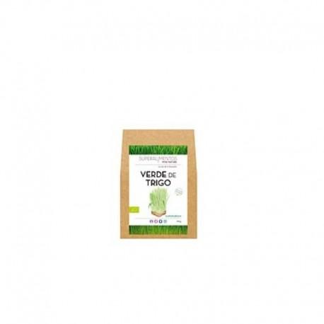 Verde de trigo supergreen 125gr superalimento wise nature