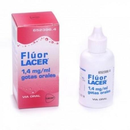 FLUOR LACER GOTAS 15 ML
