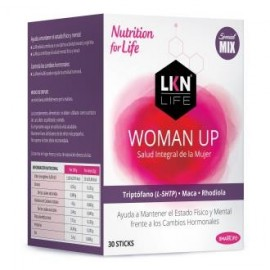 woman up LKN life sachets