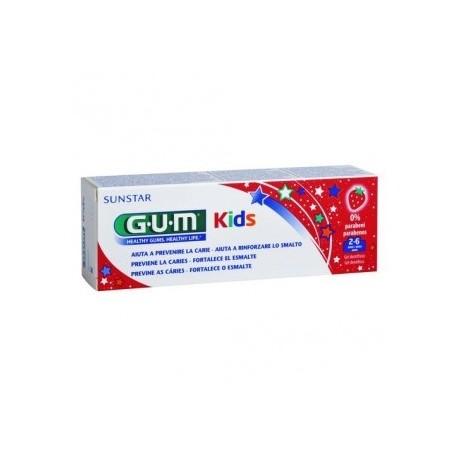 Gum kids pasta dental fresa 50 ml