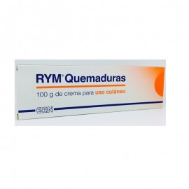 RYM quemaduras 100 g