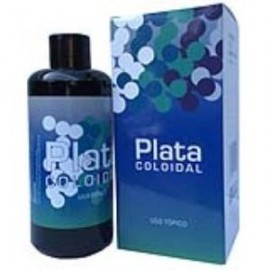 Argenol plata coloidal 120 ppm 200ml
