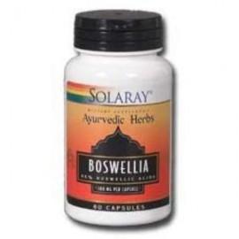 Solaray boswelia 60 capsulas