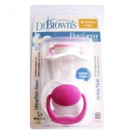 Dr brown's chupete silicona talla 1 0-6 meses