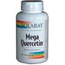Mega quercitin 60 capsulas Solaray