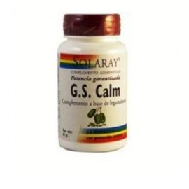 Solaray  gs calm 5 htp 60 capsulas