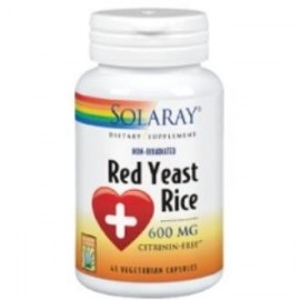 Solaray red yeast rice