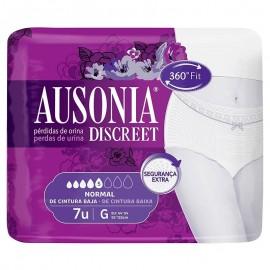 ausonia discreet  pants cintura baja TG 7 uds