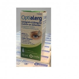 optialerg colirio 10 ml