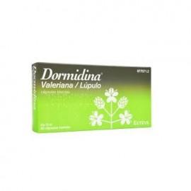 Dormidina valeriana y lupulo 30 capsulas