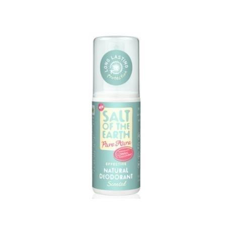 Desodorante melon pepino salt of the earth spray 100ml