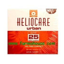 HELIOCARE COMPACTO OIL FREE BROWN FPS 25