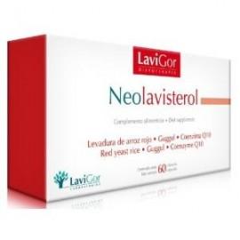 Neolavisterol 60 cápsulas de lavigor