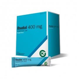 ibudol 400 mg 20 sobres