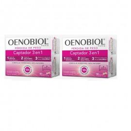 Oenobiol duplo captador 3 en 1 60 cápsulas