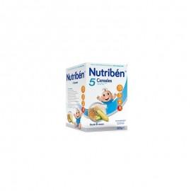 5 cereals Nutriben 600 g