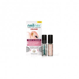Nailner tratamiento anti hongos color 2x5ml