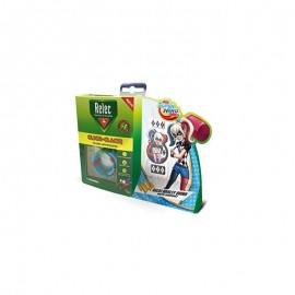 Relec pulsera antimosquitos harley quinn 2 recargas