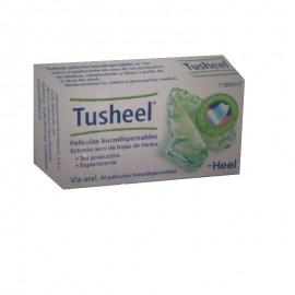 tusheel 30 laminas bucodispersable