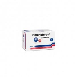 Ifc inmunoferon 500mg 45 capsulas
