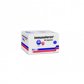 Ifc inmunoferon 500mg 90 capsulas