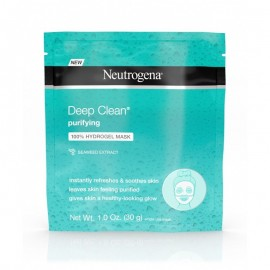 Neutrogena mascarilla purifying boost hydrogel