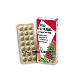 Floradix 84 compr