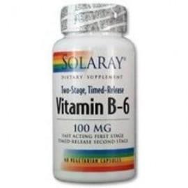 Solaray vitamina b6