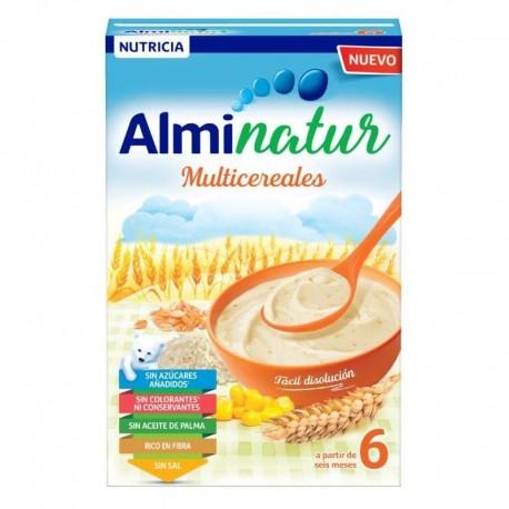 Almiron alminatur multicereales 250 gr