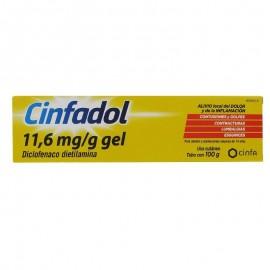 cinfadol gel 11,6mg/g de cinfa