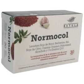 normocol 30 comprimidos de betula