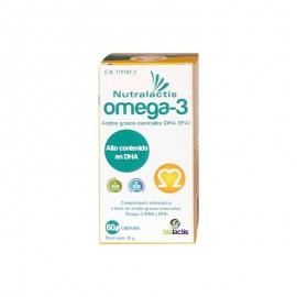 Nutralactis omega3 cápsulas
