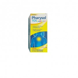 Pharysol tos pediatrico Jarabe 175ml